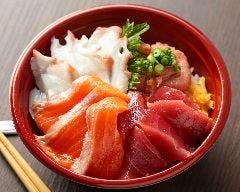 お手軽海鮮丼