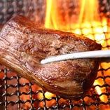 本当に旨い塊肉 極雌萬野和牛 赤身肉 塊焼き