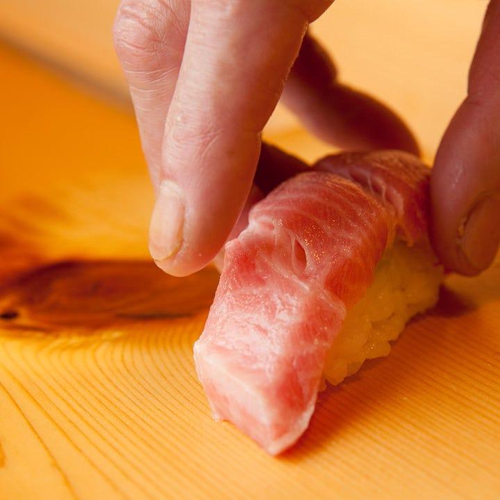 寿司屋の醍醐味を体感!