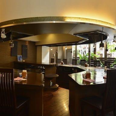 鉄板焼ステーキレストラン 碧 国際通り松尾店  店内の画像