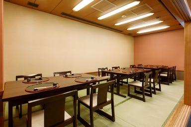 旬の味覚を味わう和食処那乃津  店内の画像