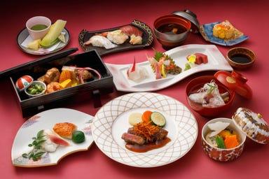 旬の味覚を味わう和食処那乃津  コースの画像