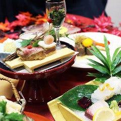 旬の味覚を味わう和食処那乃津