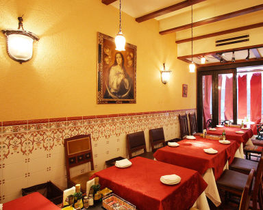 赤坂スペインクラブ アラ 店内の画像
