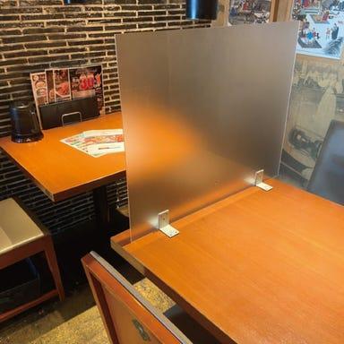 薬膳・韓国家庭料理・韓国焼肉 吾照里 渋谷本館店 店内の画像