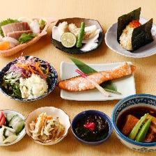 《お料理のみ》【各種ご宴会・ご会食】こだわりの鮮魚盛り合わせ含む宴会コース《お料理8品》¥3500