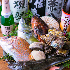 熟成魚と明石昼網 鯛之鯛