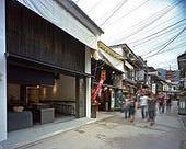 宮島商店街にあります