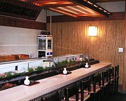 寿司・割烹 治作鮨  店内の画像