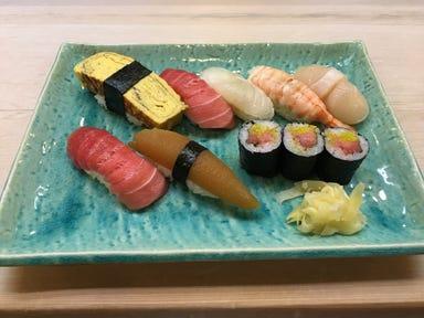 寿司・割烹 治作鮨  メニューの画像