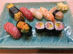 寿司・割烹 治作鮨