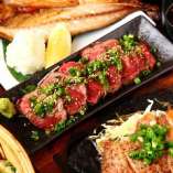 【宴会】牛タタキと選べるメニュー特別コース 2時間飲み放題付 5,100円(全品)