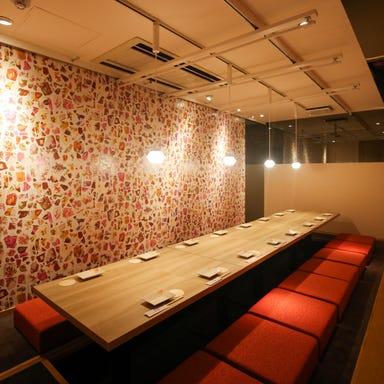 全席個室 ウメ子の家 神戸三宮駅前店 店内の画像