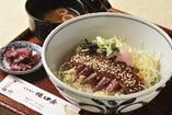 飛騨牛ステーキ丼 1,940円