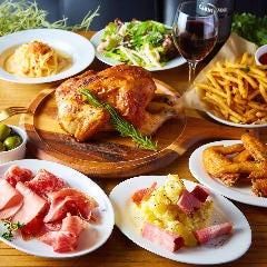 全220種類食べ飲み放題 チーズと肉バル デリカ 札幌店