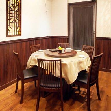 フカヒレ&ズワイ蟹食べ放題 老北京 ‐ROUPEKIN‐ 中華街本店 店内の画像
