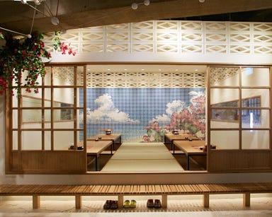 沖縄の台所 ぱいかじ 国際通り久茂地店 店内の画像