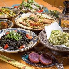 沖縄の古き良き食文化を再現!