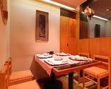【個室】2~6名様テーブル個室