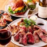 これぞ真の肉宴会!肉盛り×30分飲み放題プラン!
