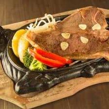 ■お家でも黒毛和牛ステーキを堪能!