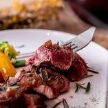お肉の味わいをしっかりとご堪能いただけます