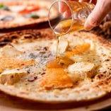 チーズと蜂蜜のマッチングをお楽しみください