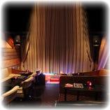 「ステージルーム」家具は超一流を使用、配備しています。