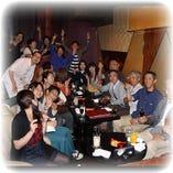 新年会、歓送迎会、女子会、合コン 斉藤様、貸切&お食事特典でのご宴会有り難うございました。