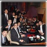 歓送迎会、新年会、女子会、合コン 河合様、貸切&お食事特典でのご宴会有り難うございました。