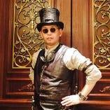 ■マジシャン「ハッセル師」