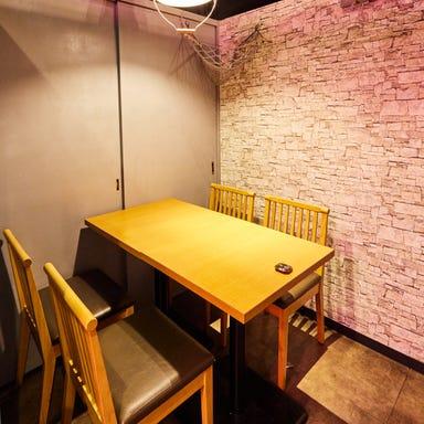 個室韓流酒場 韓国コレクション 韓コレ299 小倉駅前店 店内の画像