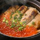 季節のご飯は常時数種類。炊きたてをお召し上がりいただけます。