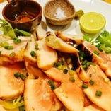 ◆魚や肉料理でも野菜たっぷり◆