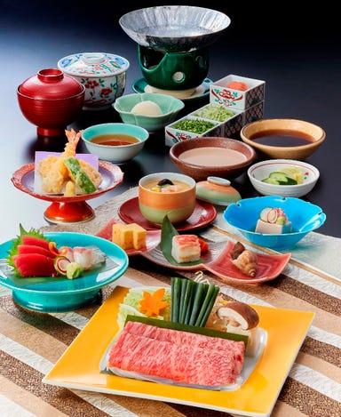 しゃぶしゃぶ・日本料理 木曽路 八事店 コースの画像