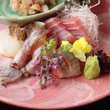 <予約制ランチコース> 若菜(わかな)-全7品-《宴会/カウンター/個室/デート/お祝い/記念日/ランチ》