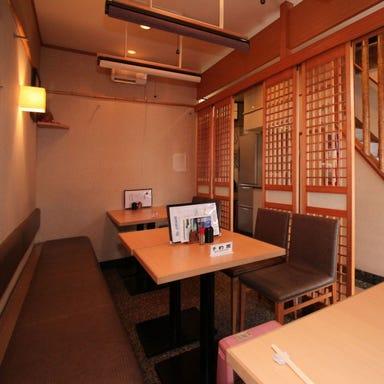 うなぎ 川魚  和食 鯉之助  店内の画像