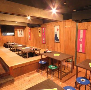 静岡大衆酒場 福ミミ(ふくみみ)  店内の画像