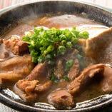モツの旨味と味噌のコクが見事に調和した奥深い味わい!