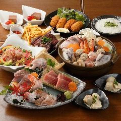 魚と日本酒 季ノ膳