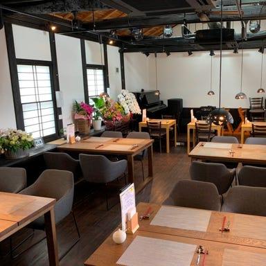 お箸で食べる和フレンチ&カフェ そられ 千葉市緑区古市場 店内の画像