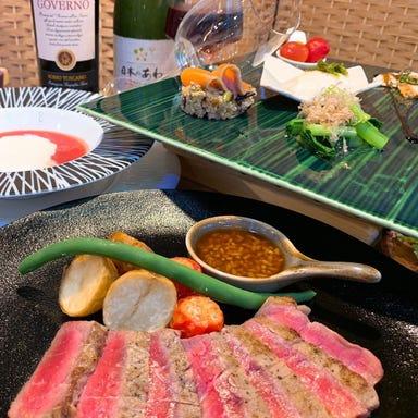 お箸で食べる和フレンチ&カフェ そられ 千葉市緑区古市場 こだわりの画像