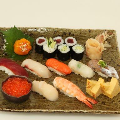日本料理 寿司・うなぎ処京丸  こだわりの画像