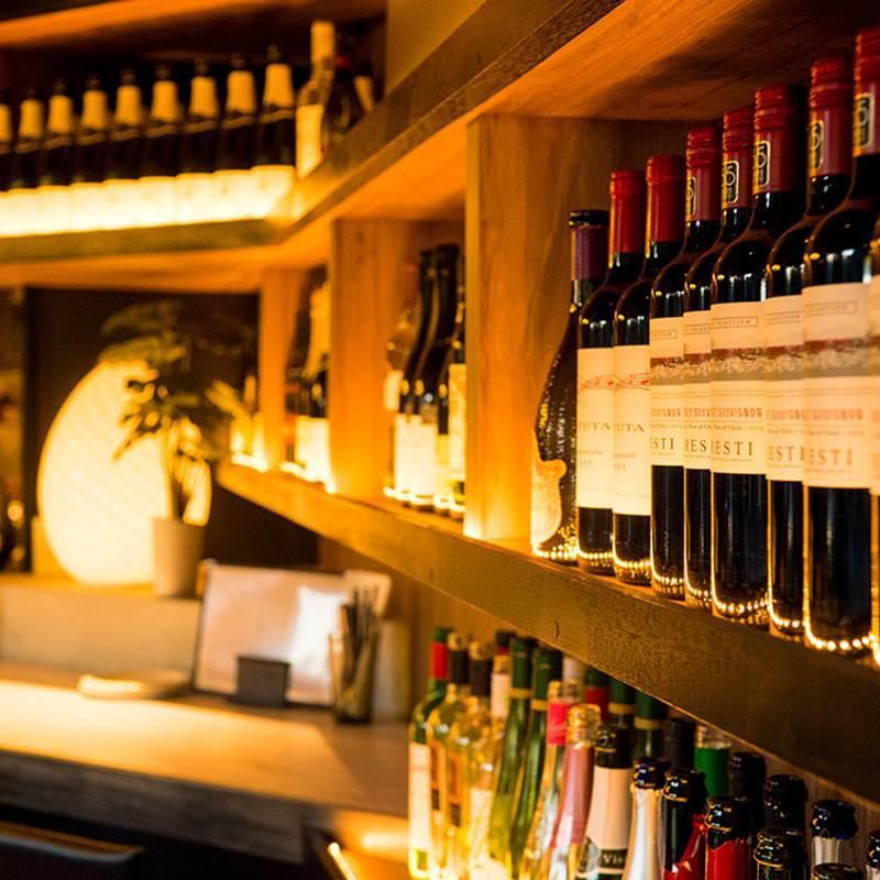 世界のワインをボトル2,500円から