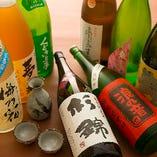 利酒師がお好みをお伺いして、おすすめのお酒をご紹介いたします。