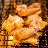 阿波尾鶏VS霧島地鶏 2種食べ比べ