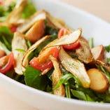 青森野菜のサラダ