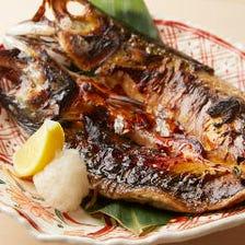 【八戸の旨脂】青森 八戸 極上旨脂 前沖鯖の塩焼き