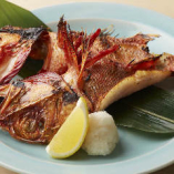 祝いの魚、北三陸の高級魚「きんき」