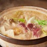 伝統のお料理に板長の技をエッセンスに加えた、郷土の汁物をご用意